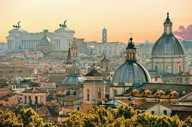 каждое первое воскресенье месяца музеи Рима бесплатны